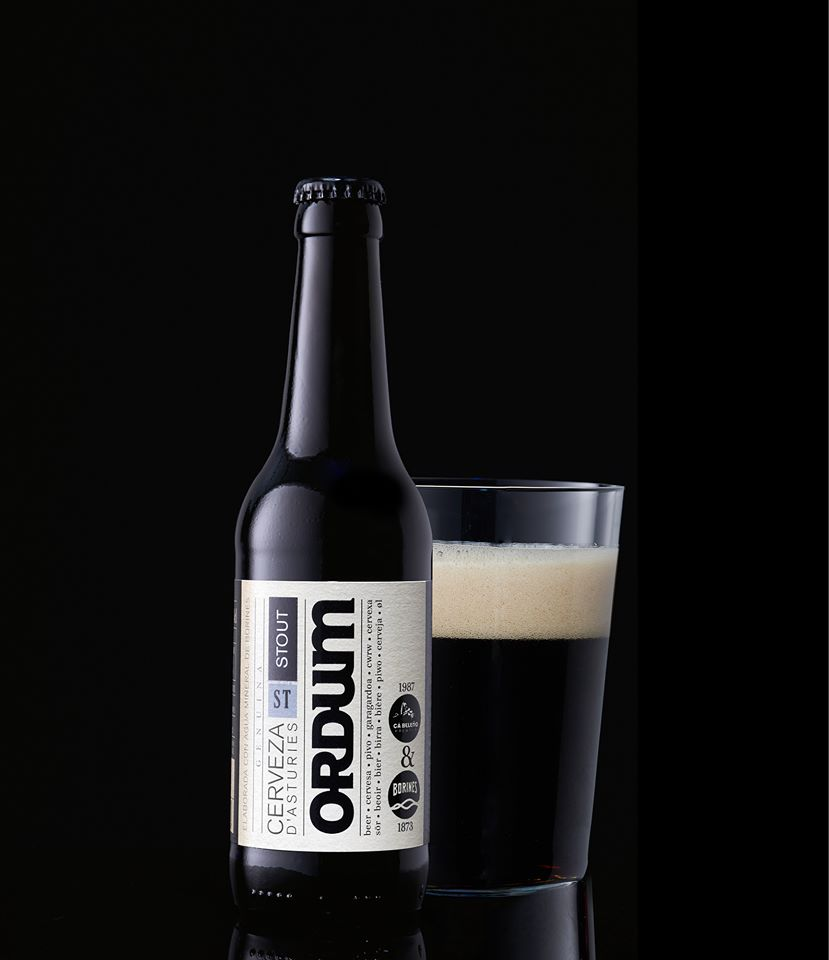 Irish Stout Ordum